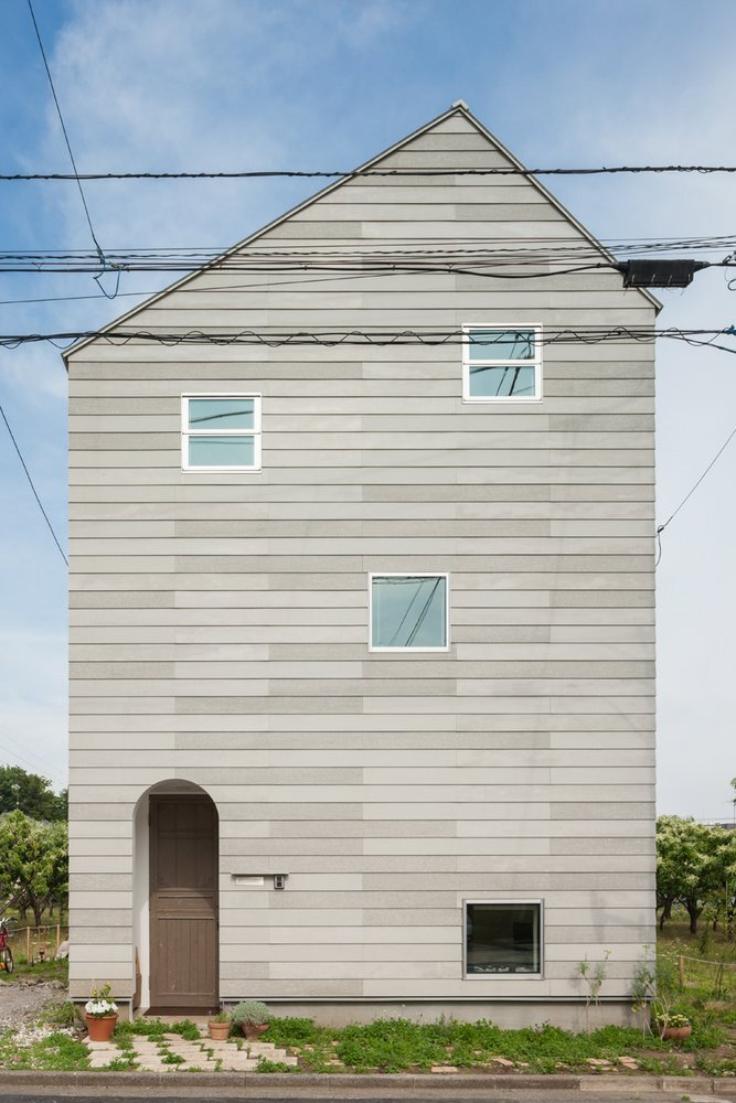 Olioli - Seets + Spectacle - Japan - Exterior - Humble Homes