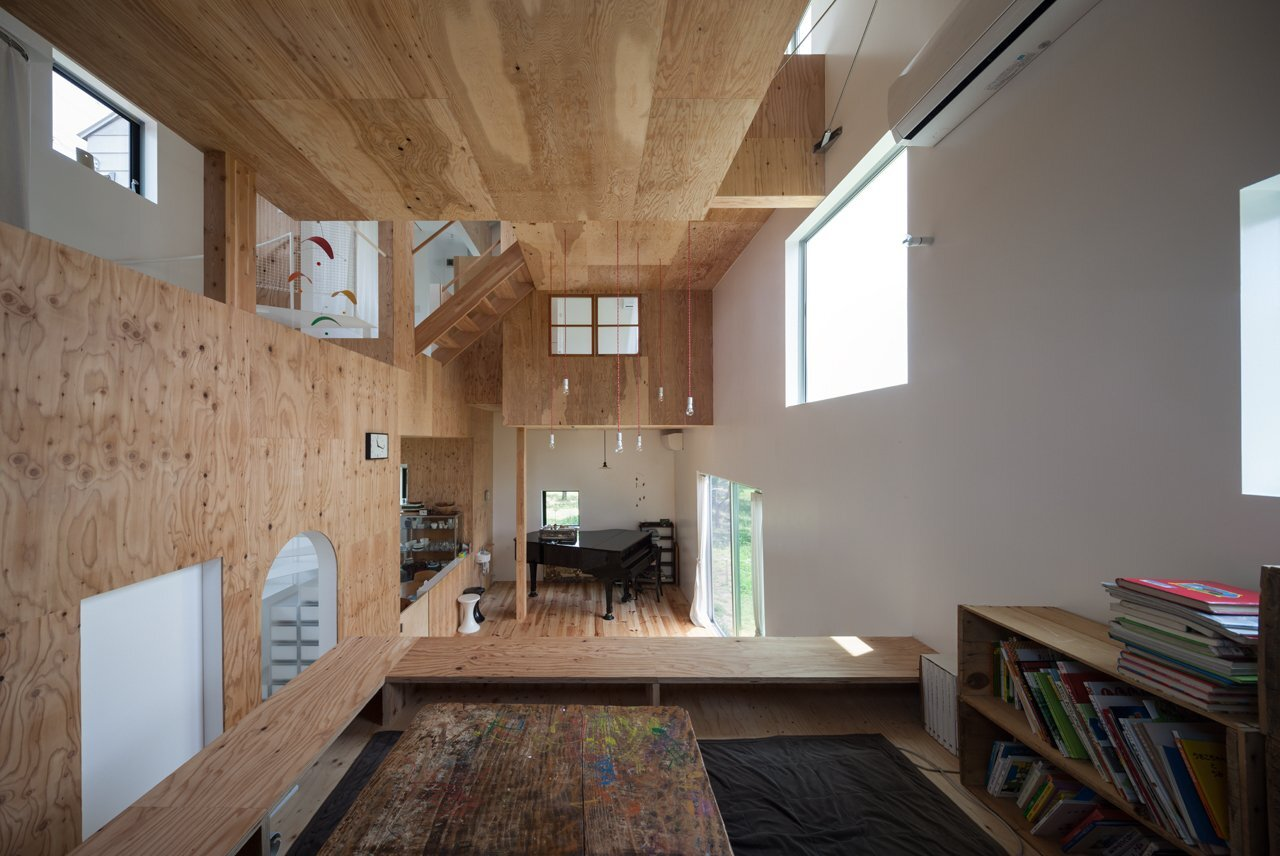 Olioli - Seets + Spectacle - Japan - Living Area 2 - Humble Homes