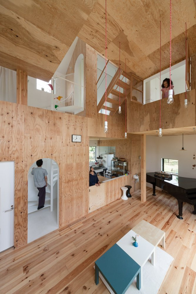 Olioli - Seets + Spectacle - Japan - Living Area - Humble Homes