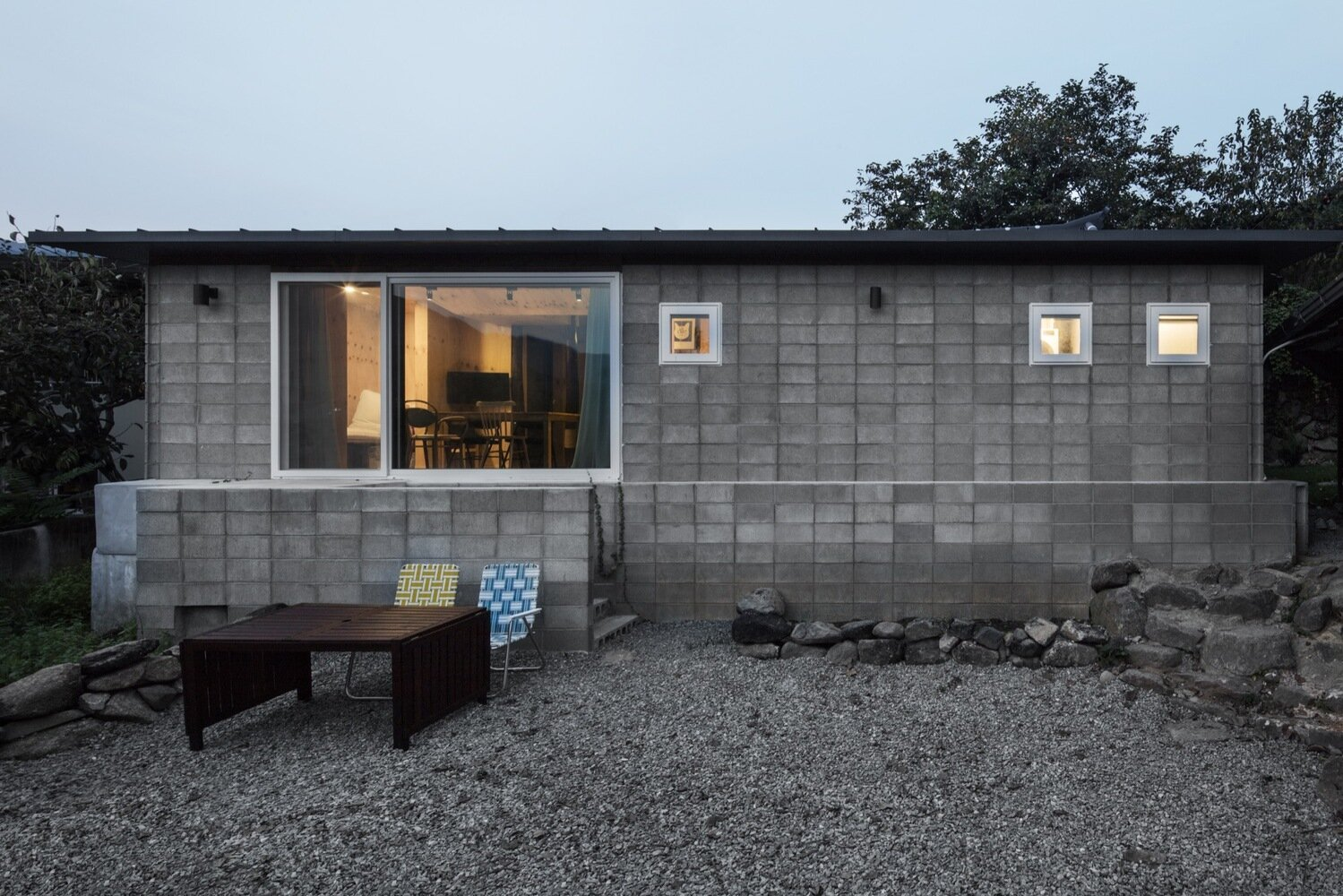 House Soboru - TIUM Architects - South Korea - Exterior - Humble Homes