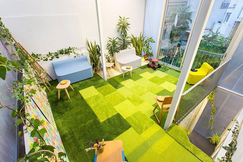 Living Garden Casa - ERA Architects - Spain - Sitting Area 1 - Humble Homes
