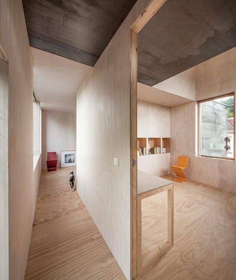 Mirror Mirror - Studio Remco Siebring - Amsterdam - Interior 2 - Humble Homes
