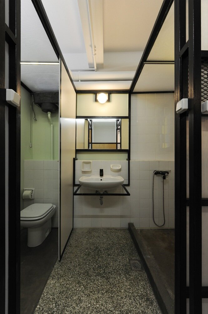 POLYTOPO - Z-level - Greece - Bathroom - Humble Homes