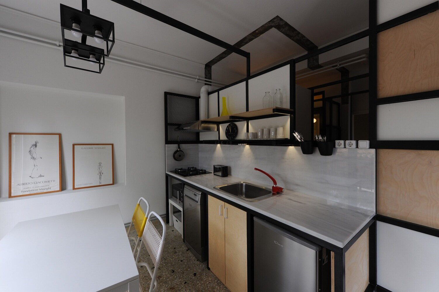 POLYTOPO - Z-level - Greece - Kitchen - Humble Homes