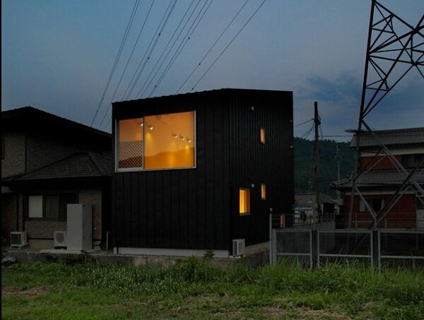 Small House Exterior