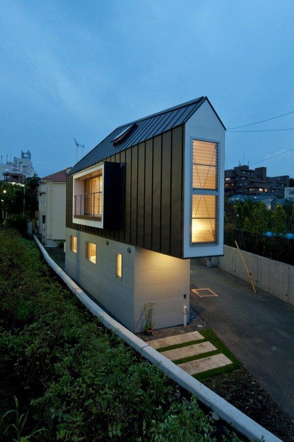 Beautiful Tags: Mizuishi Architect Atelier, Small Japanese House, Tiny House, Tokyo Nice Ideas