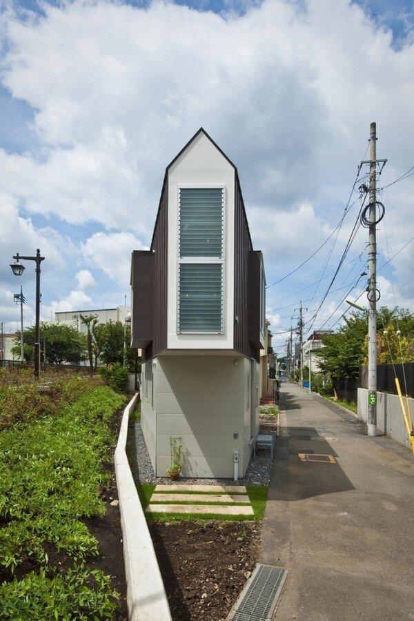 Tags: Mizuishi Architect Atelier, Small Japanese House, Tiny House, Tokyo