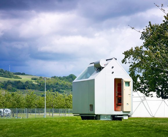 Tiny House by Renzo Piano Diogene