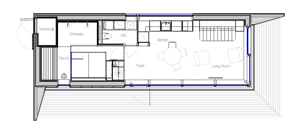 Prefab Small House, Passion House by Architect 11