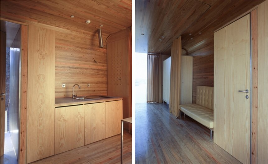 Container Homes by Cannatà & Fernandes