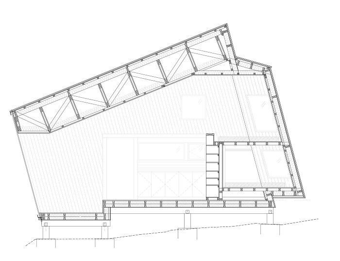 Winter Cabin - Malalcahuello - MC2 Arquitectos - Humble Homes