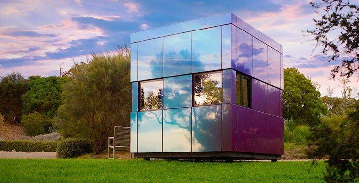 Harwyn Pods by Jason Fremder - Melbourne Australia - Exterior - Humble Homes