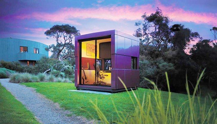 Harwyn Pods by Jason Fremder - Melbourne Australia - Humble Homes