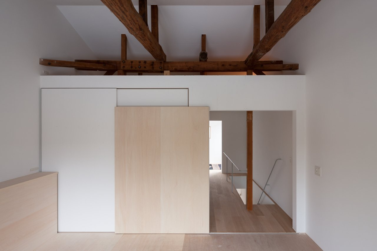House in Shichiku - Shimpei Oda Architect's Office - Small House - Bedroom - Humble Homes