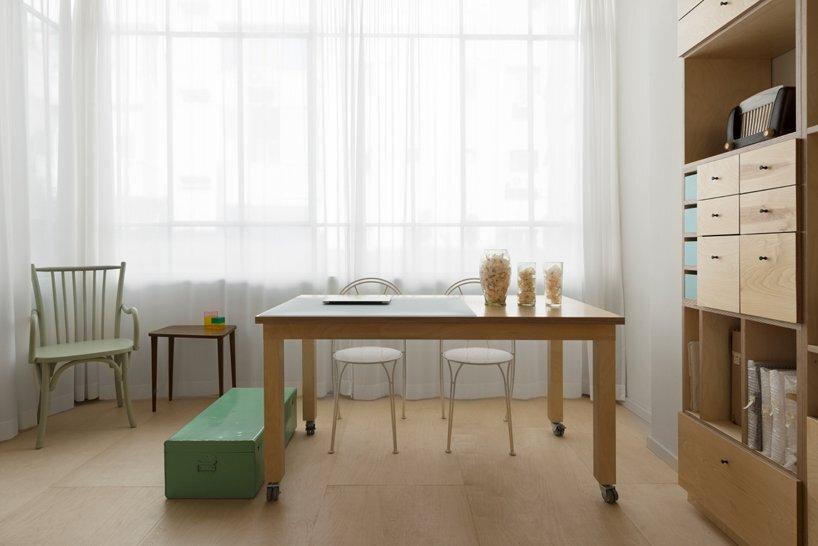 Multifunctional Studio by Raanan Stern - Seating Area - Tel-Aviv - Humble Homes