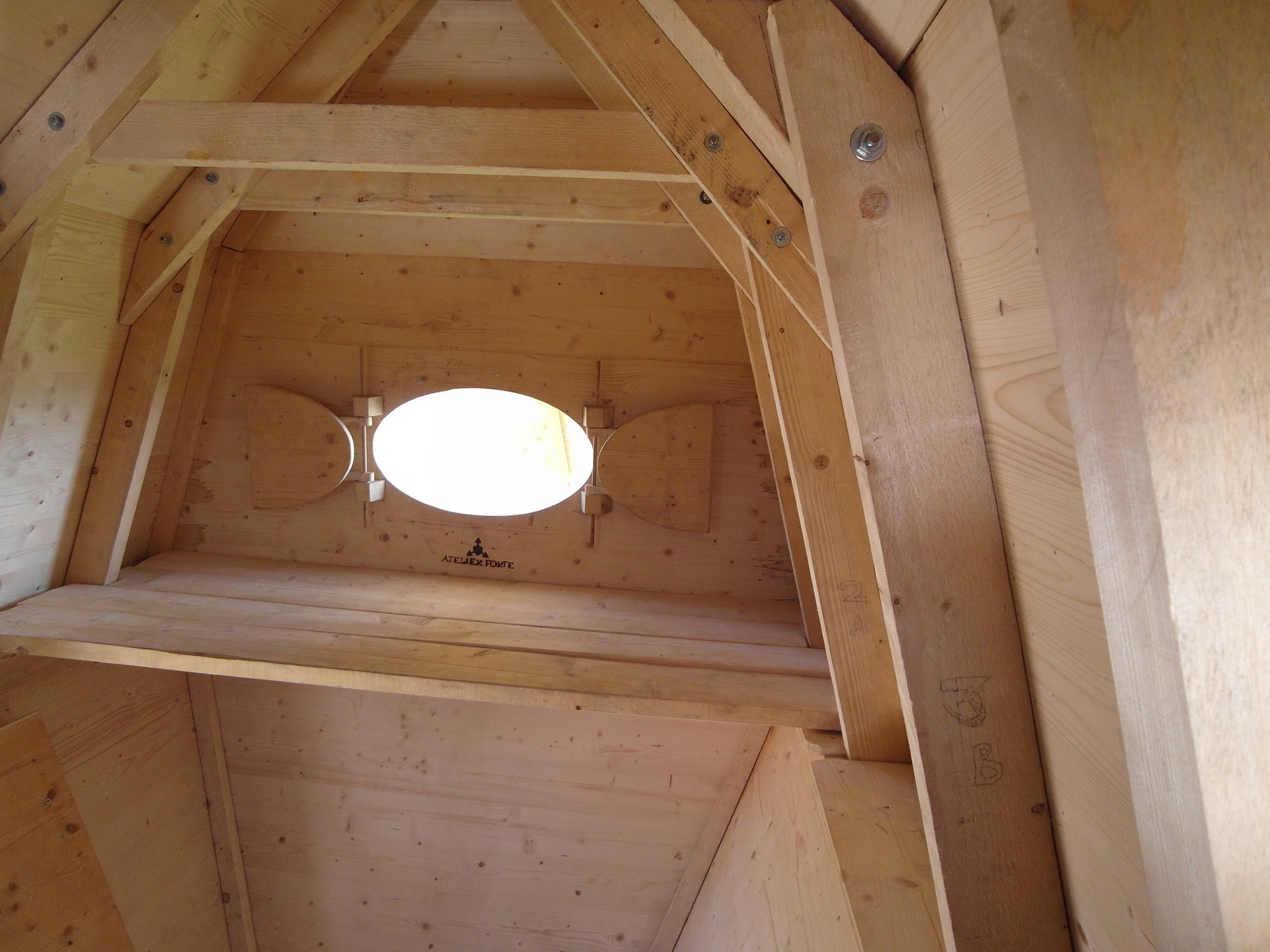Sauna - Huginn & Muninn by Atelierforte Portada - Inerior - Humble Homes