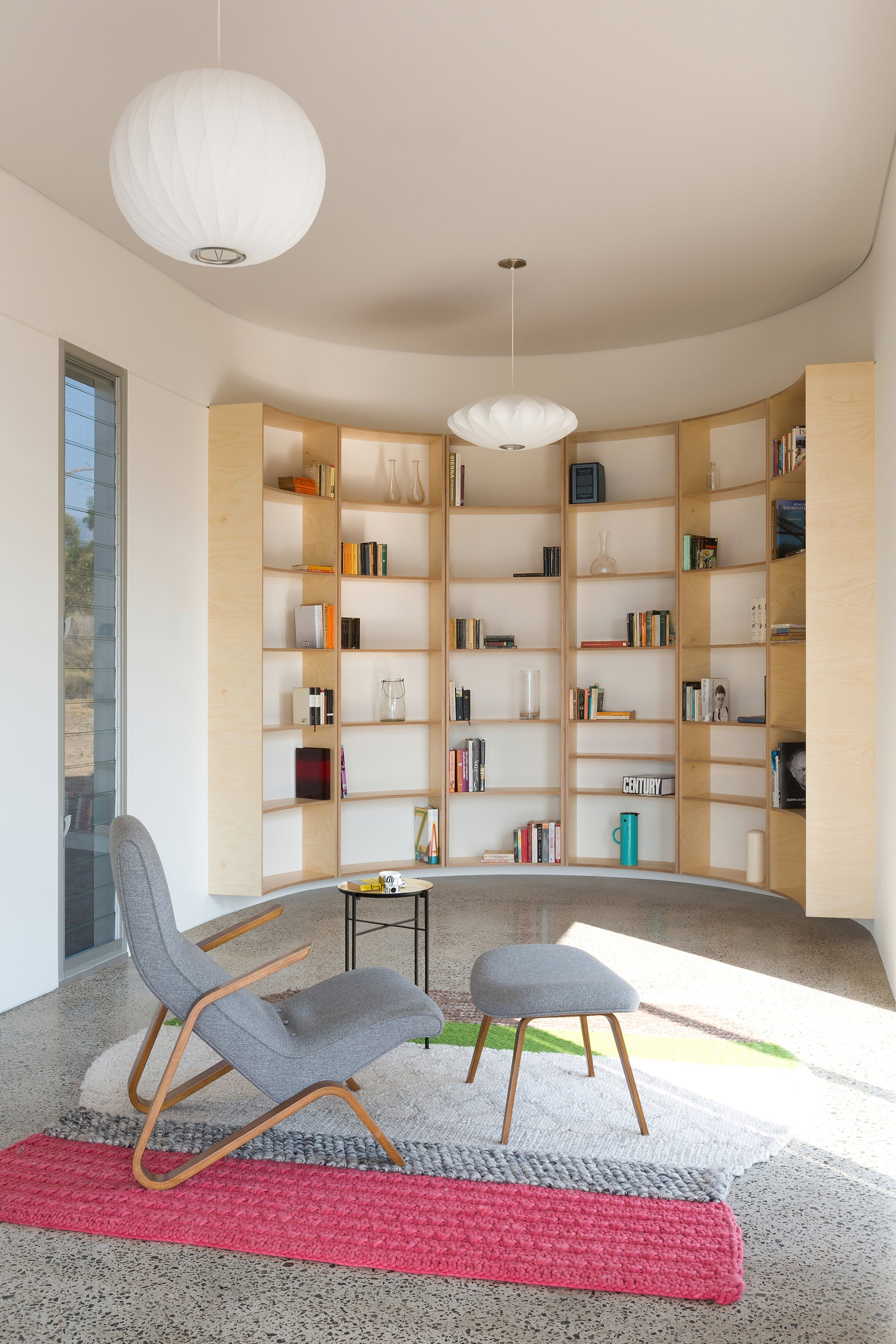Southern Highlands House - Ben + Penna Architecture - Small Office - Storage - Humble Homes