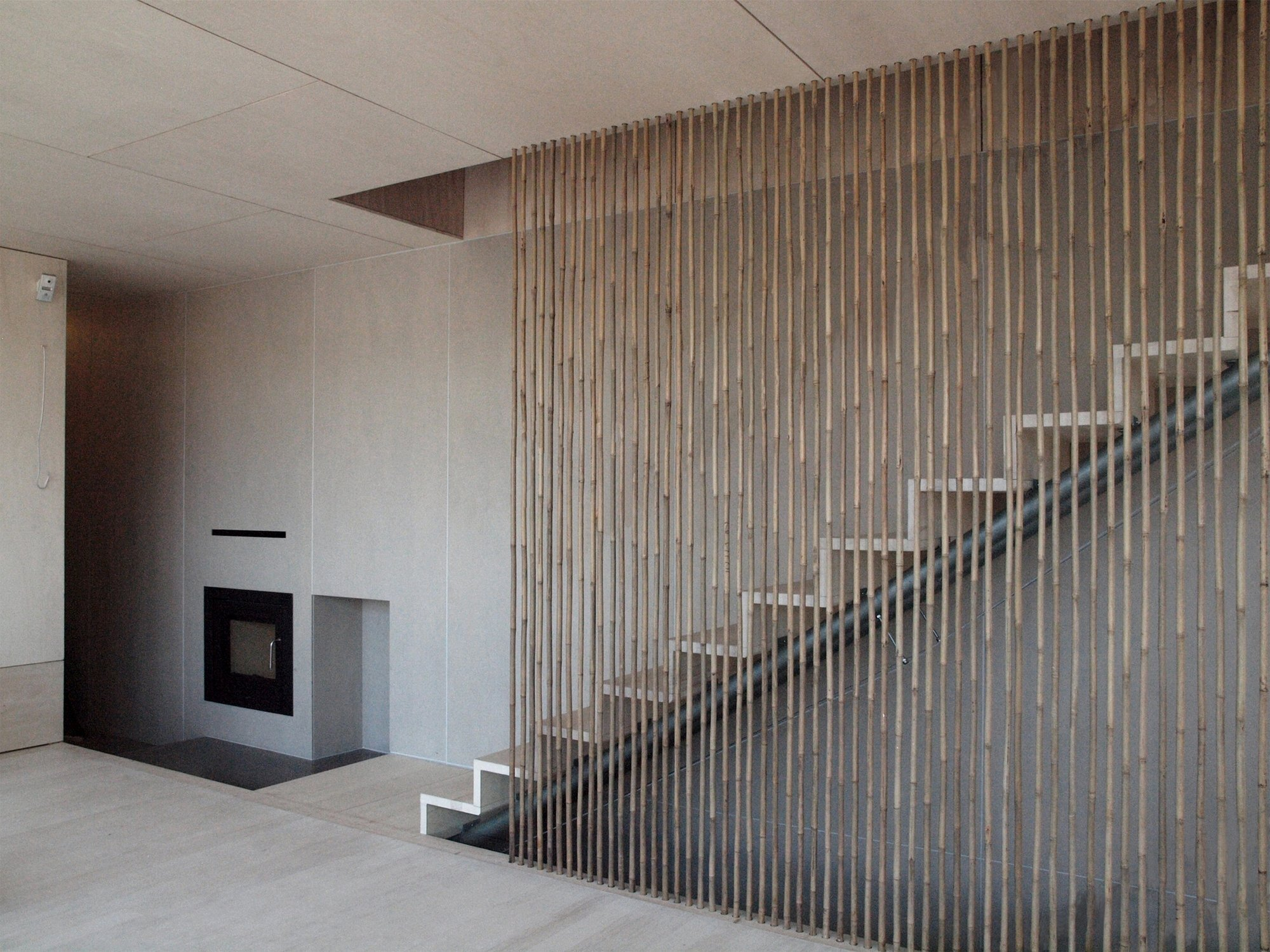 House Sømme in Norway by Knut Hjeltnes - Small House Oslo - Staircase - Humble Homes