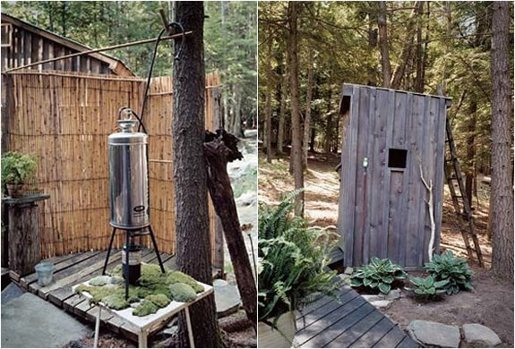 New York Cabin in the Woods 4 -  Scott Newkirk - Humble Homes