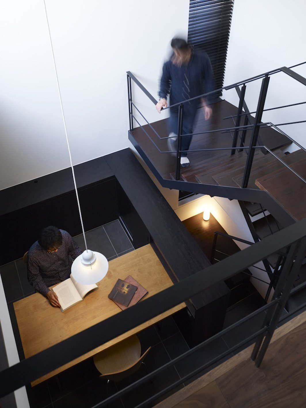 Shirokane House by MDS - Tokyo - Japan - Small House - Sitting Room - Humble Homes