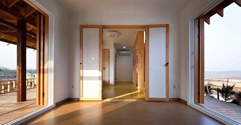 Studio Gaon - Small House in Yeoju - Family Reunions - Interior - Humble Homes