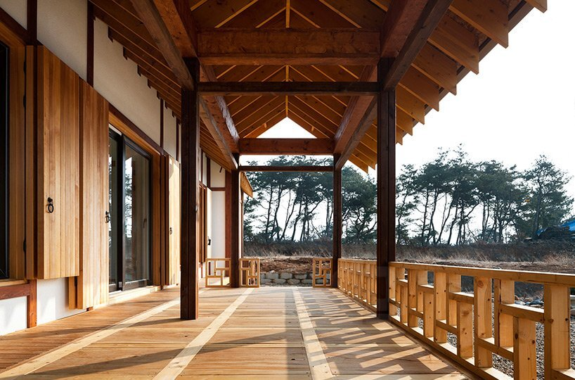 Studio Gaon - Small House in Yeoju - Family Reunions - Porch - Humble Homes