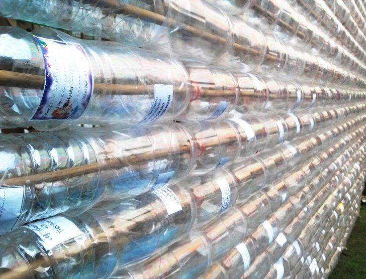 Vegetable Nursery House - 1+1 2 International Architecture - Vietnam - Plastic Bottles - Humble Homes