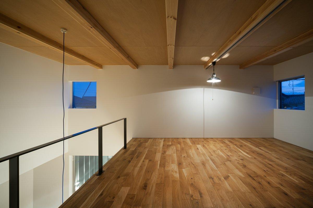 House in Chiba - Yuji Kimura Design - Small House - Japanese House - Sleeping Space - Humble Homes