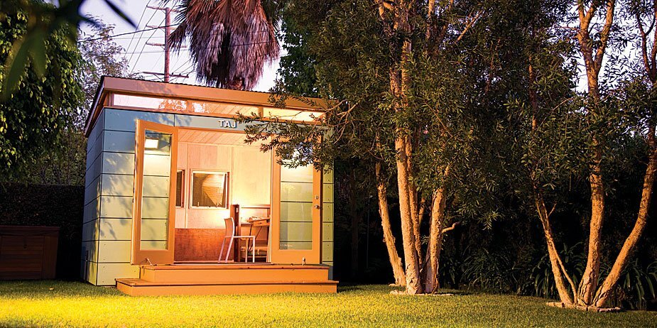 Modern Shed - Ryan Grey Smith - Ahna Holder - Seattle - Exterior - Humble Homes