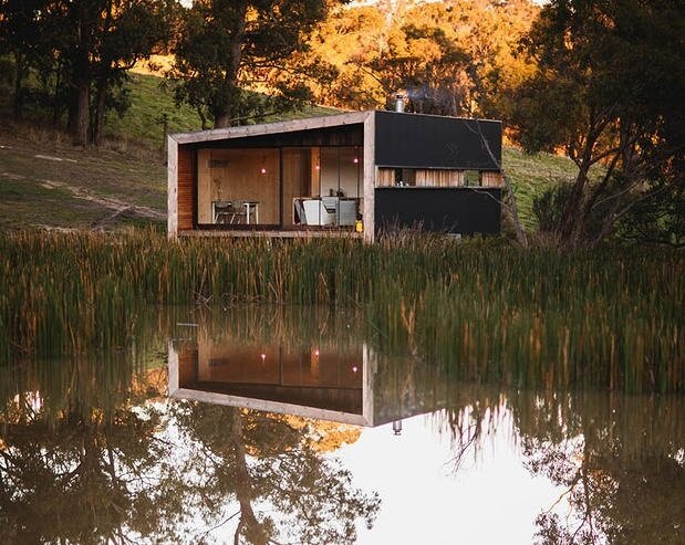 Pump House by Branch Studio Architects - Off-Grid House - Exterior 2 - Humble Homes