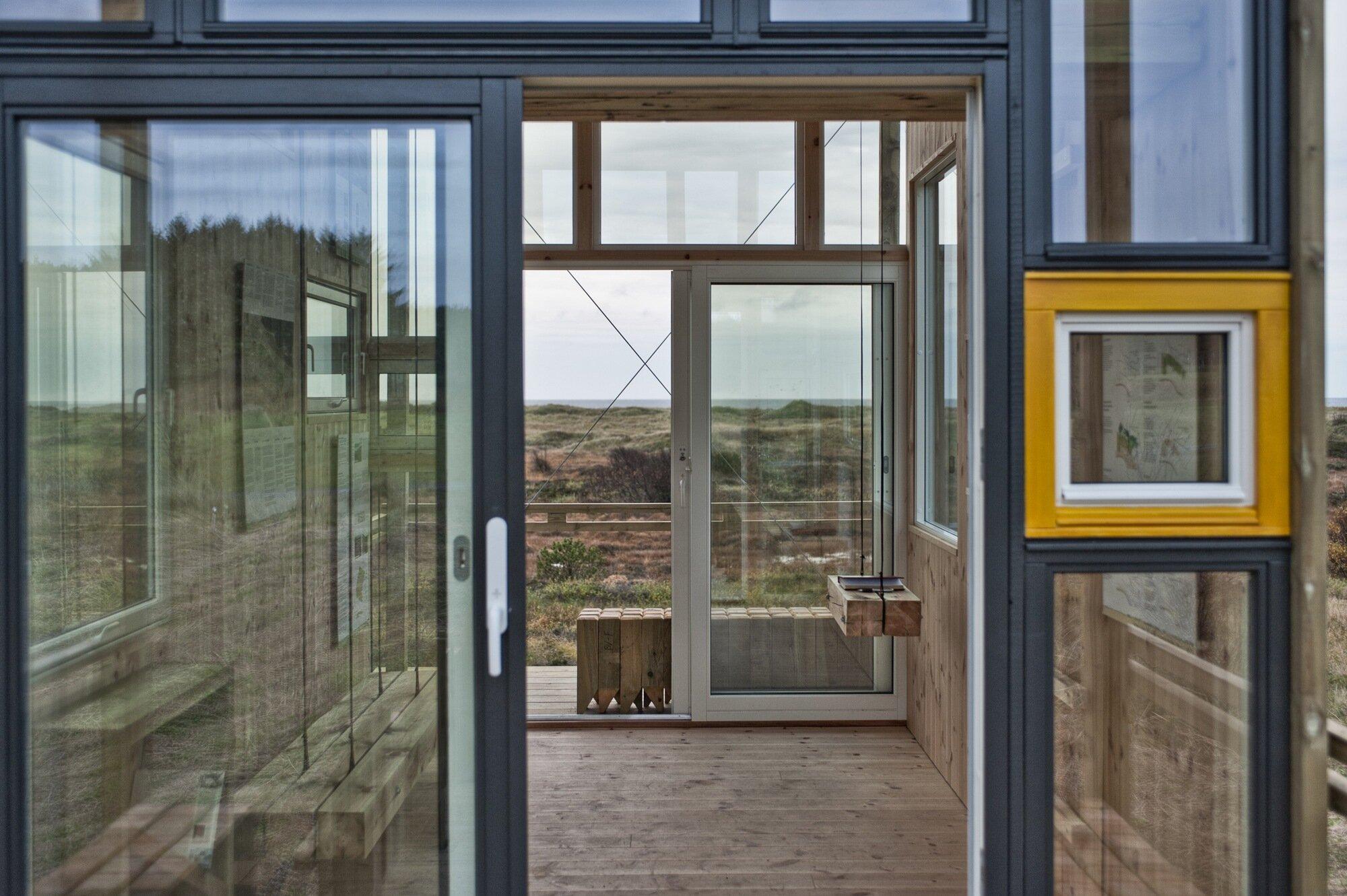 Lyset Paa Lista - TYIN Tegnestue - Norway - Window Detail - Humble Homes