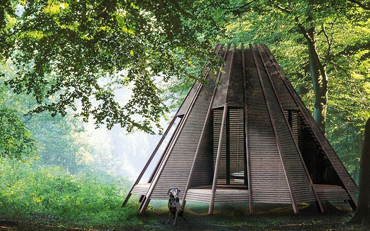 The Nook - Antony Gibbon Designs - Shelter - Raft - Exterior 1 - Humble Homes