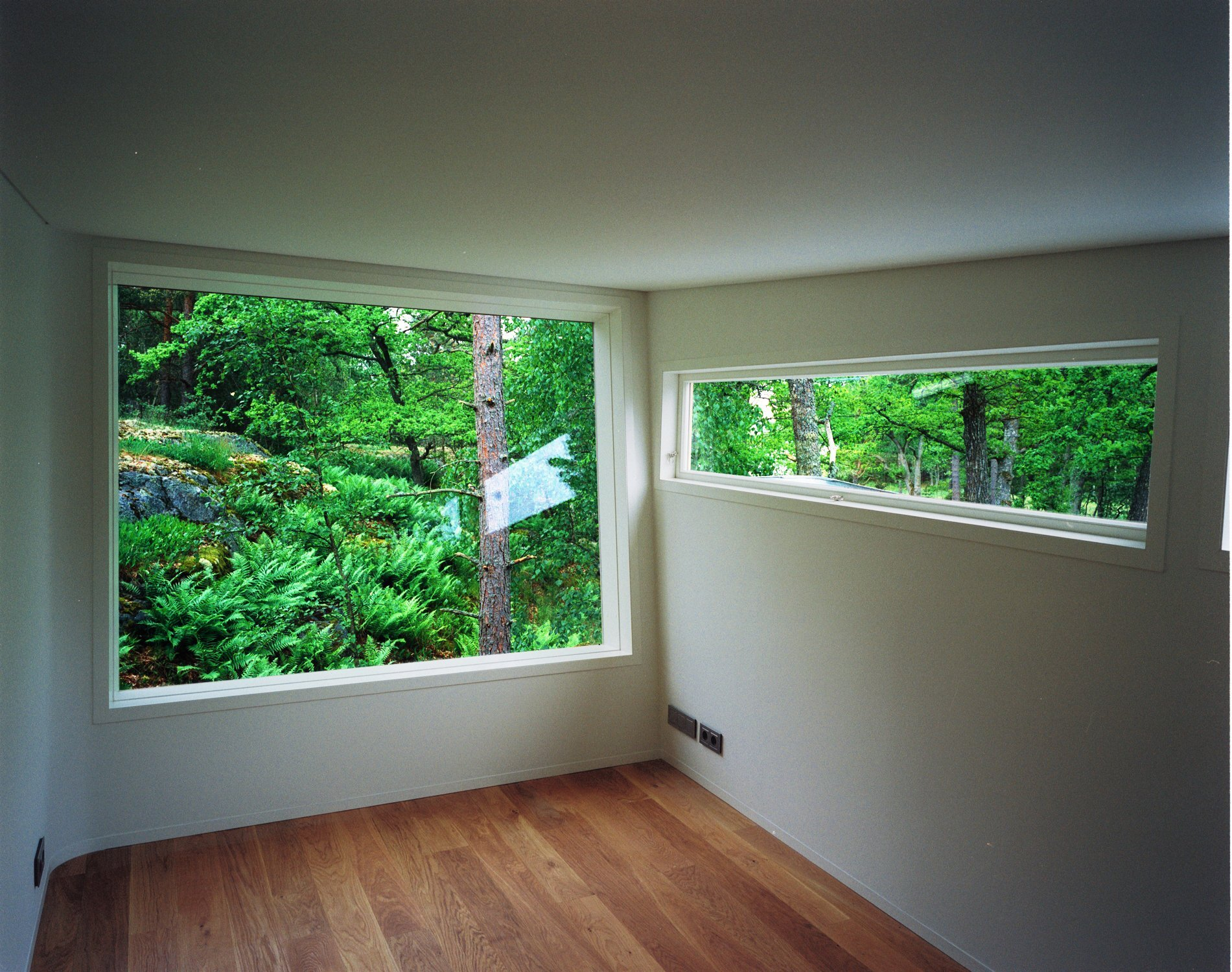 The Wood House - Schlyter + Gezelius Arkitektkontor - Small House - Sweden - Loft - Humble Homes