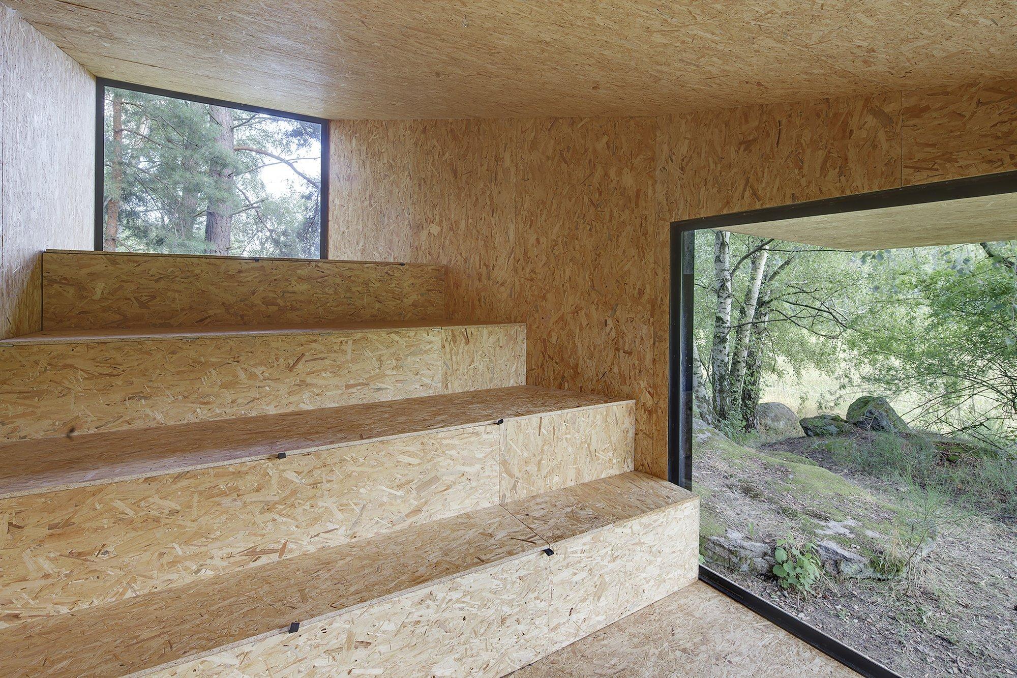 Forest Retreat - Uhlik architekti - Czech Republic - Interior - Humble Homes