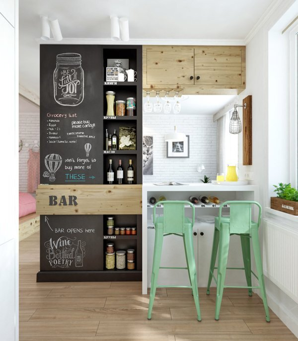 INT2architecture   Moscow   Russia   Small House   Bar   Humble Homes