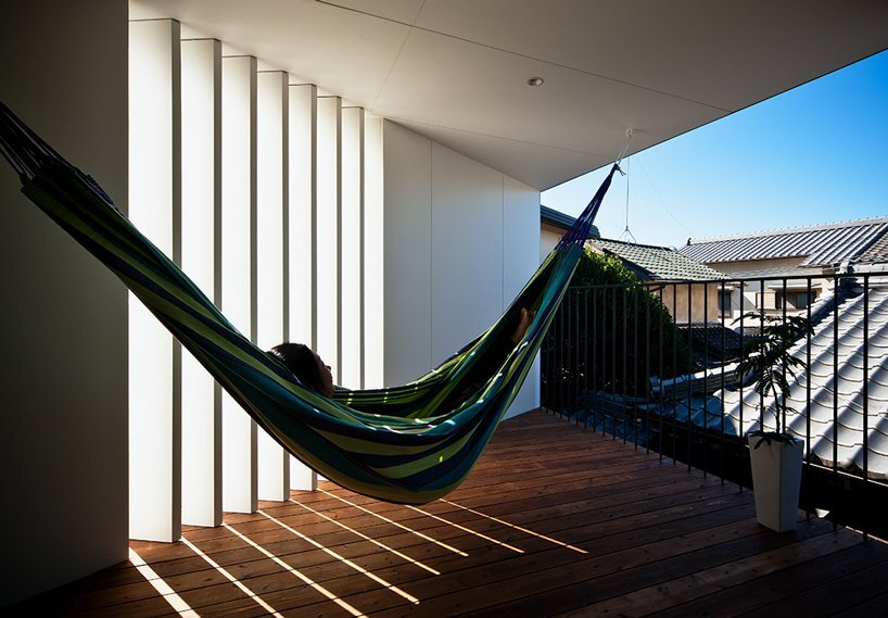 Hammock House - Small House - UZU Architects - Osaka Japan - Hammock - Humble Homes