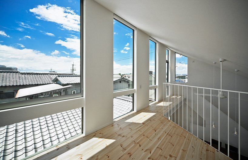 Hammock House - Small House - UZU Architects - Osaka Japan - Loft - Humble Homes