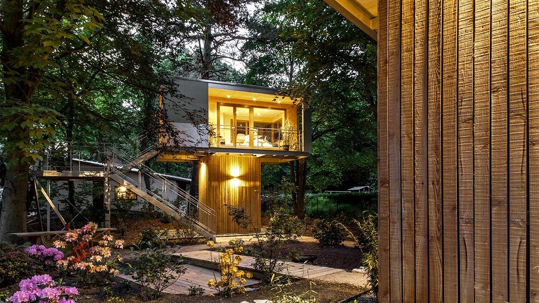 Urban Treehouse Berlin - Baumraum - Germany - Exterior - Humble Homes
