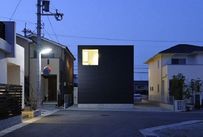 House of Kashiba - Japanese House - Horibe Naoko Architect Office - Kashiba-Shi - Japan - Exterior - Humble Homes