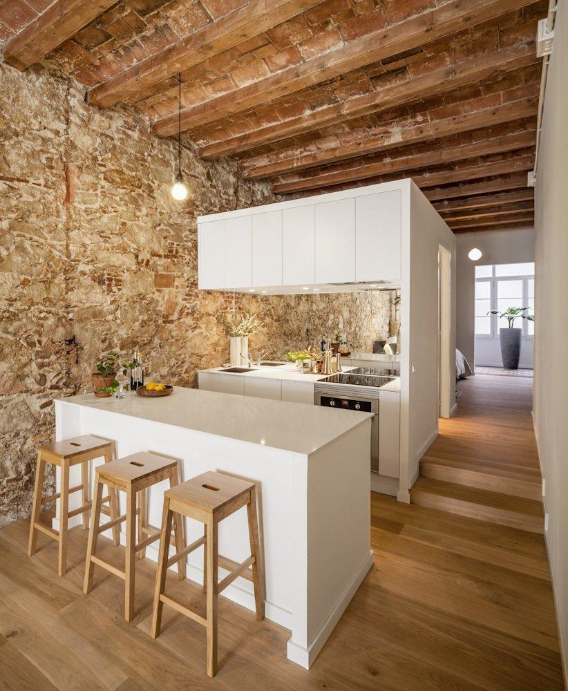Les Corts - Apartment Renovation - Sergi Pons - Barcelona - Spain - Kitchen - Humble Homes