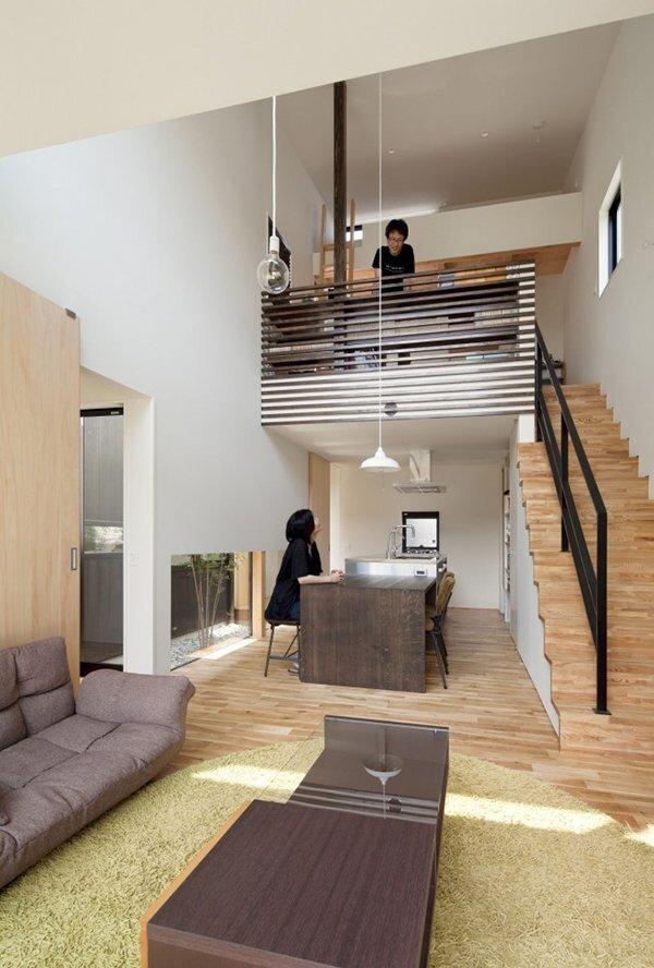 Niu House - Japanese House - Yashihiro Yahomoto Architect Atelier - Nara - Japan - Loft - Humble Homes