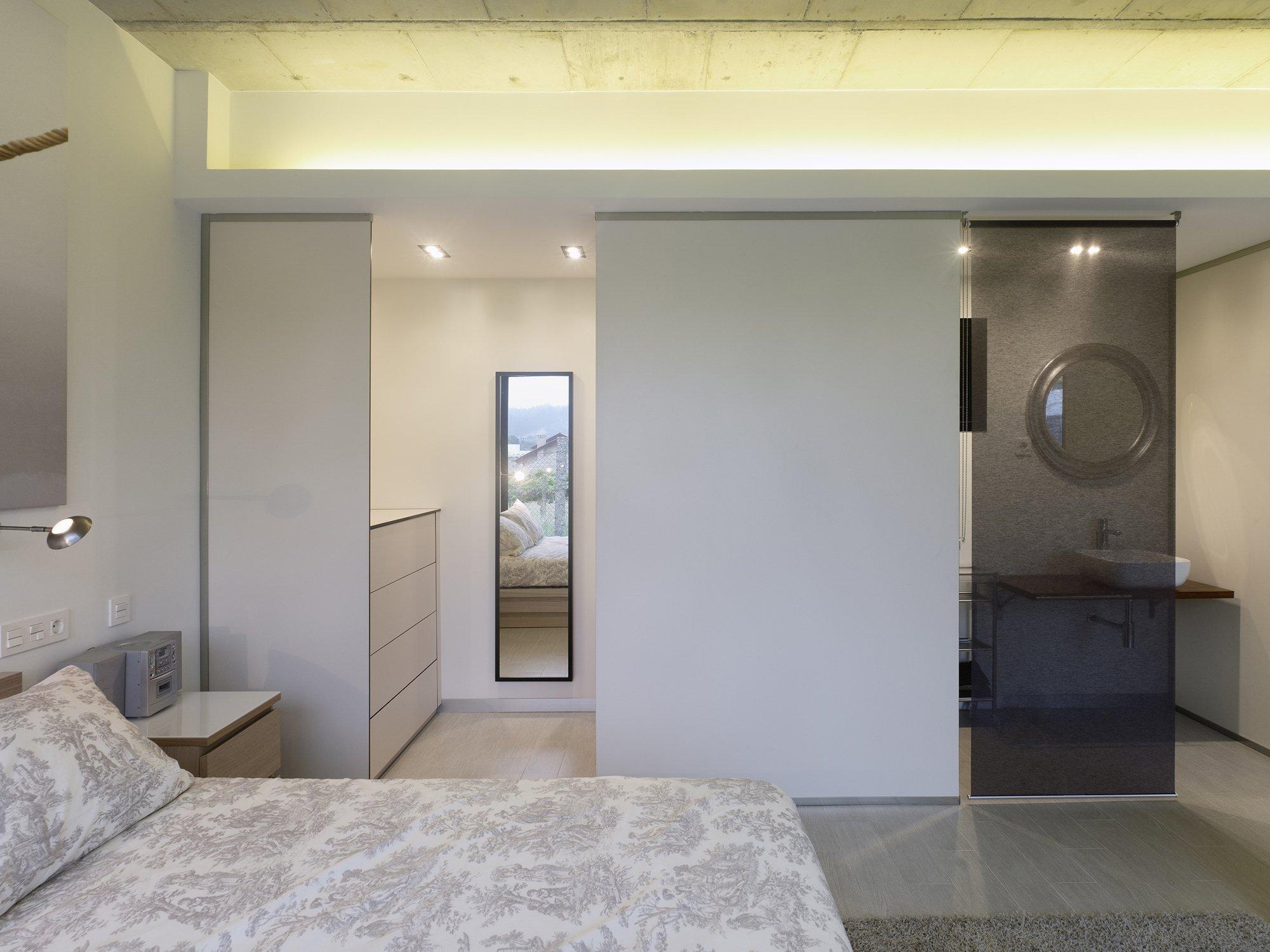 Renovación de Vivienda en Rubianes - Small House - Nan Arquitectos - Spain - Bedroom - Humble Homes