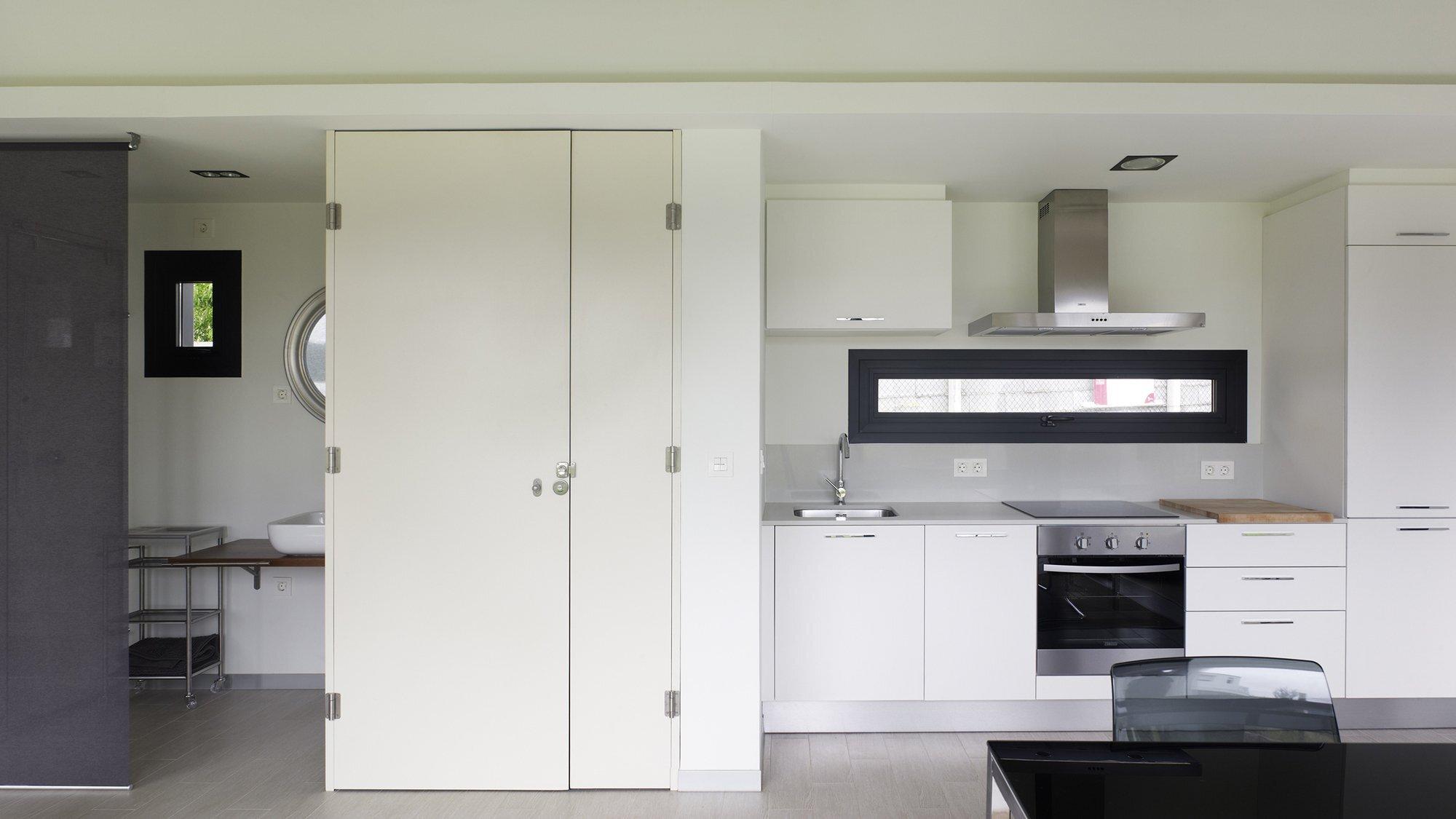 Renovación de Vivienda en Rubianes - Small House - Nan Arquitectos - Spain - Kitchen- Humble Homes