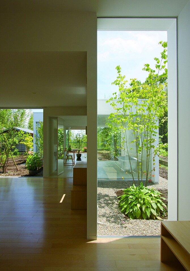 Small House - Yamazaki Kentaro Design Workshop - Sakura - Japan - Living Area - Humble Homes