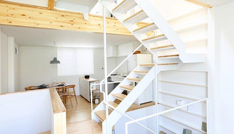 House of Vertical - Japanese House - Muji - Tokyo - Kitchen - Humble Homes