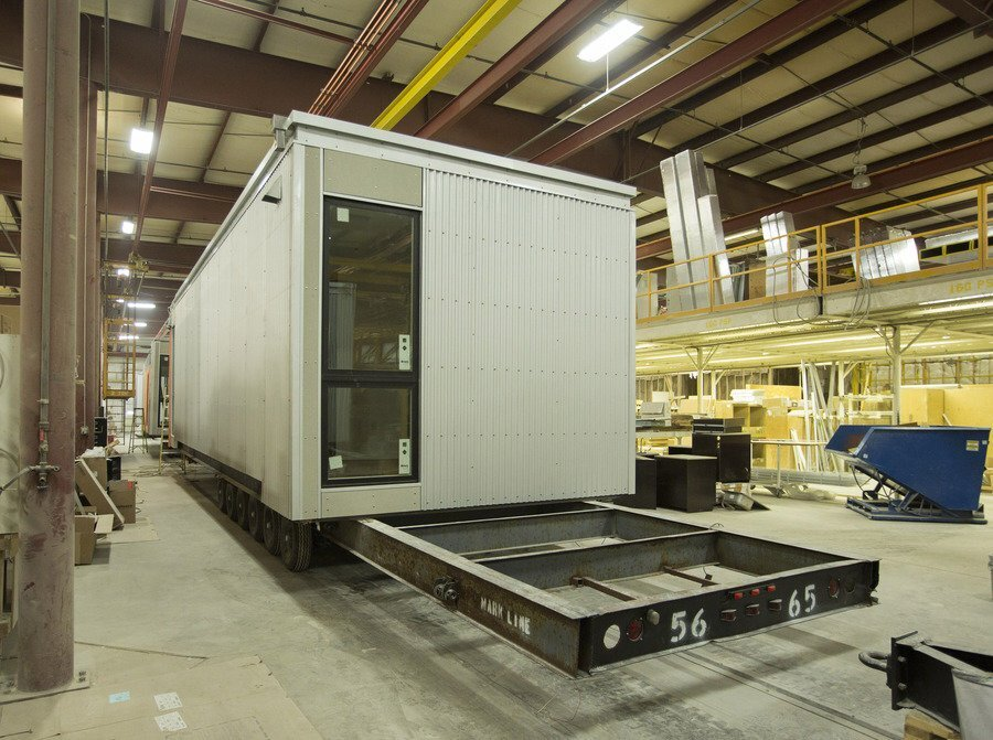 Modular Disaster Housing - Garrison Architects - New York - Construction Finish - Humble Homes