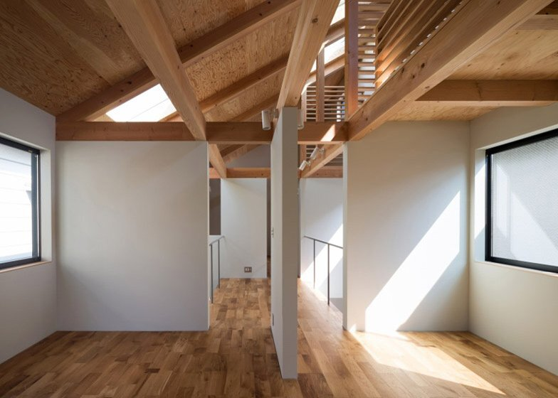 FKH - Japanese House - Shintaro Fukuhara - Kobe - Loft - Humble Homes