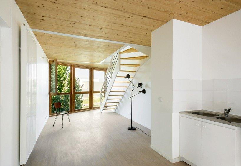 Small Apartments - Atelier Ramdam - France - Au Bon Coin - Kitchen - Humble Homes