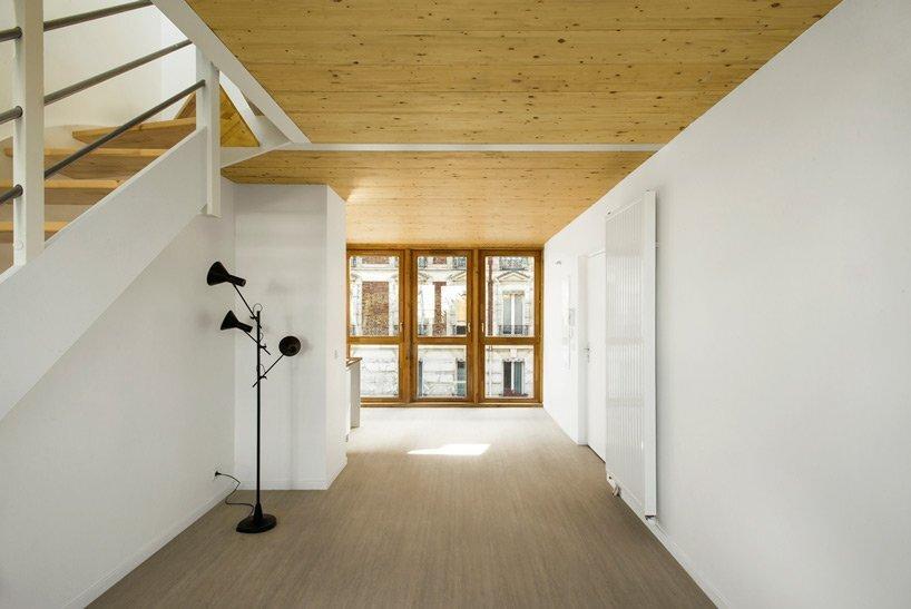 Small Apartments - Atelier Ramdam - France - Au Bon Coin - Living Area - Humble Homes