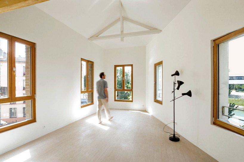 Small Apartments - Atelier Ramdam - France - Au Bon Coin - Studio - Humble Homes